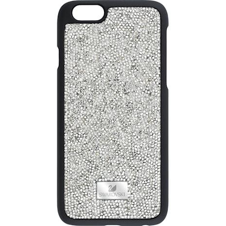 Glam Rock Gray Funda para smartphone con protección rígida, iPhone® 6 - Swarovski, 5268127