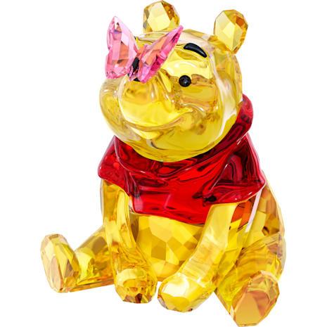 Winnie the Pooh with Butterfly - Swarovski, 5282928