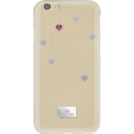 Great Smartphone Case with Bumper, iPhone® 6 Plus / 6s Plus - Swarovski, 5285098