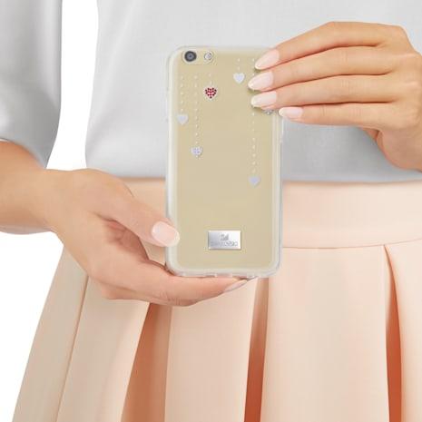 Coque rigide pour smartphone avec cadre amortisseur Great, iPhone® SE - Swarovski, 5285103