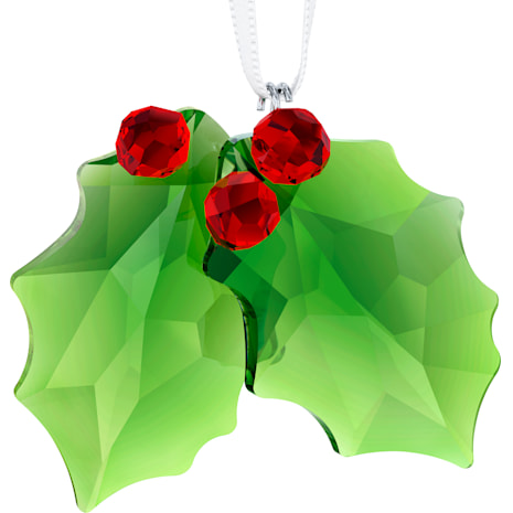 Holly Ornament - Swarovski, 5286155