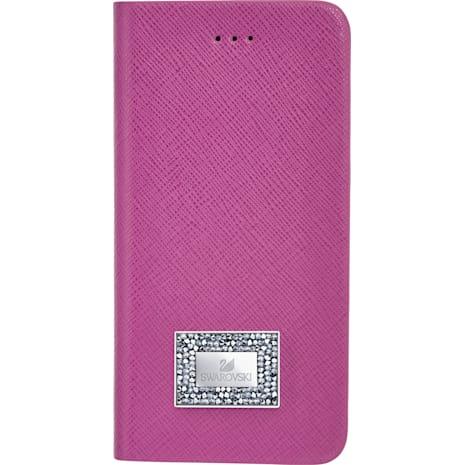 Versatile 핑크 스마트폰 범퍼 플립케이스 Samsung Galaxy S® 7 - Swarovski, 5292421