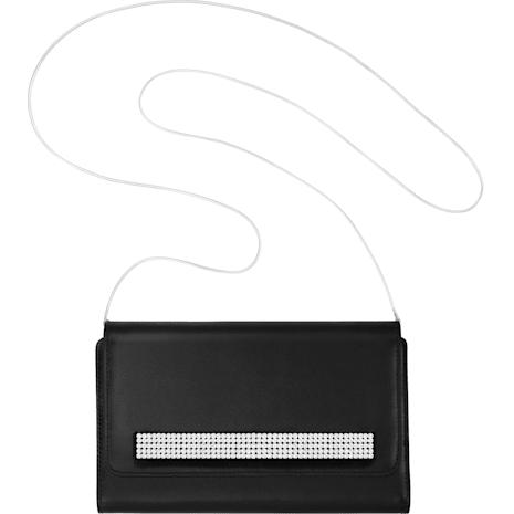 Alice Smartphone Pouch, Black - Swarovski, 5299945