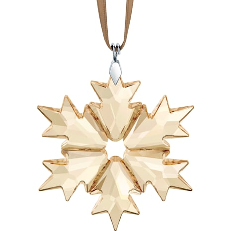 SCS Little Snowflake Ornament - Swarovski, 5357986