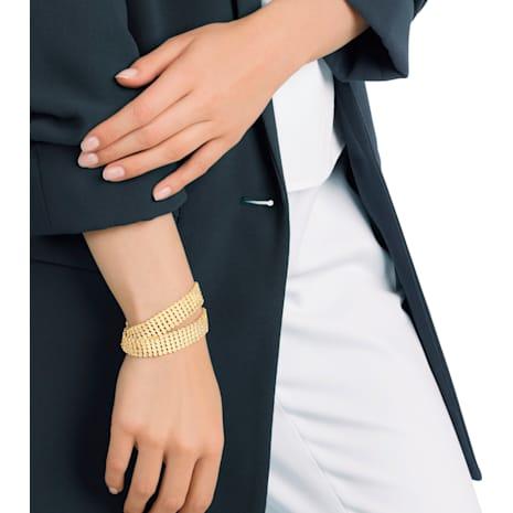 Fit Halskette, goldfarben, vergoldet - Swarovski, 5364809