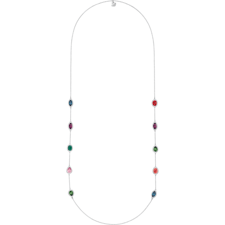 Luminous Fairy Strandage, Multi-colored, Rhodium plating - Swarovski, 5374814