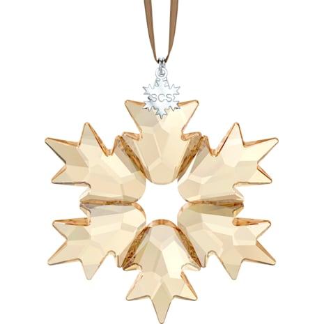 SCS Christmas Ornament 2018, large - Swarovski, 5376665