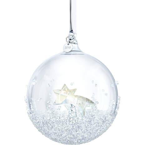 Ornement Boule de Noël, Édition Annuelle 2018 - Swarovski, 5377678