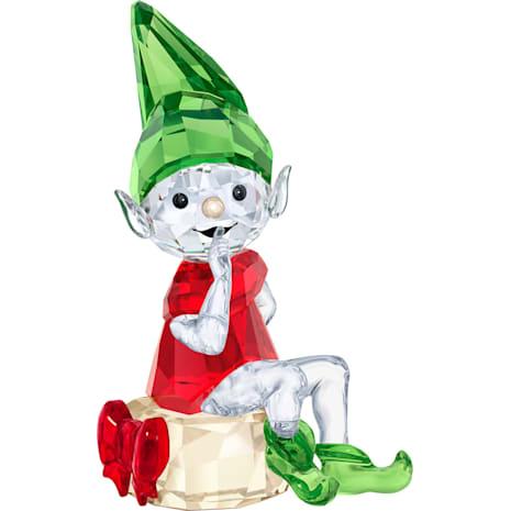 Elfo di Babbo Natale - Swarovski, 5402746