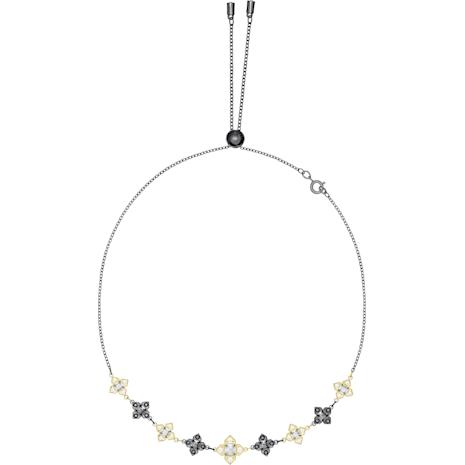 Millennium Halsband, mehrfarbig, Metallmix - Swarovski, 5410406