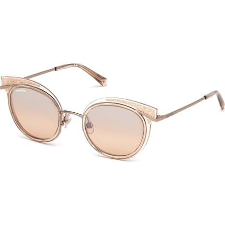 Swarovski Sunglasses, SK0169 - 72G, Peach - Swarovski, 5411617