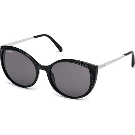 Swarovski Sonnenbrille, SK0168 - 01A, Black - Swarovski, 5411620