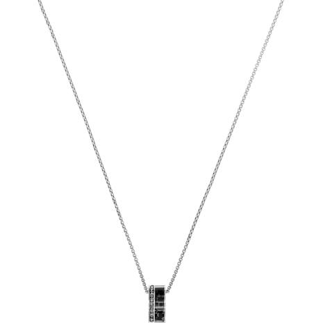 Alto Pendant, Gray, Stainless steel - Swarovski, 5427142