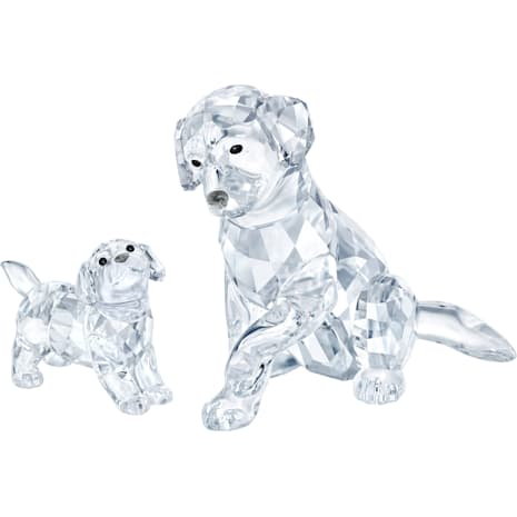 Labradorfamilie Online Set - Swarovski, 5448238