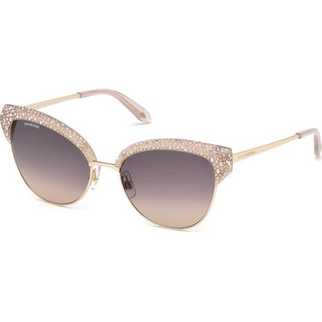 Gafas de sol Moselle Cat Eye, SK164-P 57F, rosa - Swarovski, 5456280