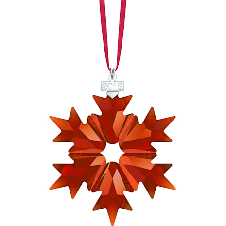 Holiday Ornament, Annual Edition 2018 - Swarovski, 5460487