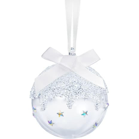 Christmas Ball Ornament, small - Swarovski, 5464884