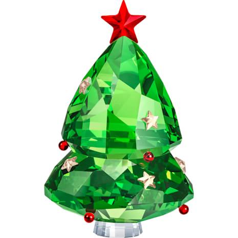 Рождественская ёлка, зелёная - Swarovski, 5464888