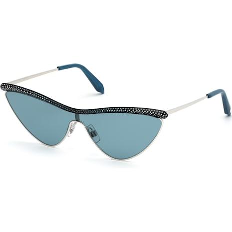 Atelier Swarovski Sonnenbrille, SK239-P 16W, blau - Swarovski, 5484398