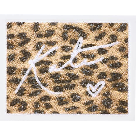 The Fashion Awards 2018 Kate Moss Swarovski crystal stickers - Swarovski, 5507967