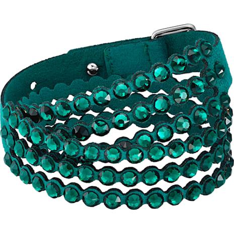 Swarovski Collection Bracelet Green