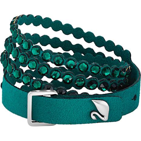 Swarovski Power Collection Bracelet, Green - Swarovski, 5511700