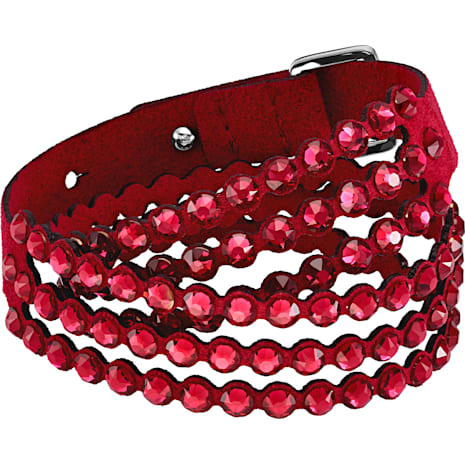 Swarovski Power Collection Armband, rot - Swarovski, 5511701
