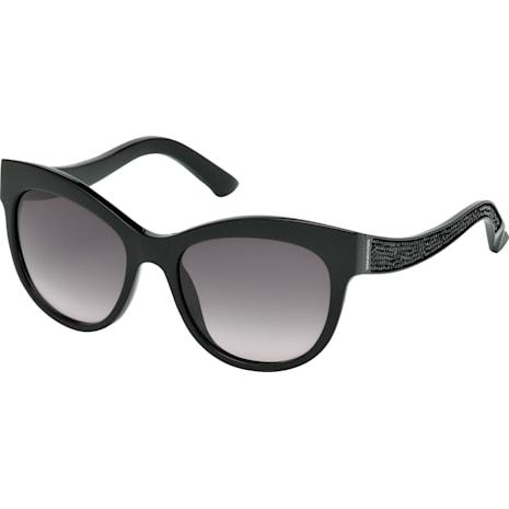 Fabulous Sonnenbrille, SK0110-F 01B, Black - Swarovski, 5219794