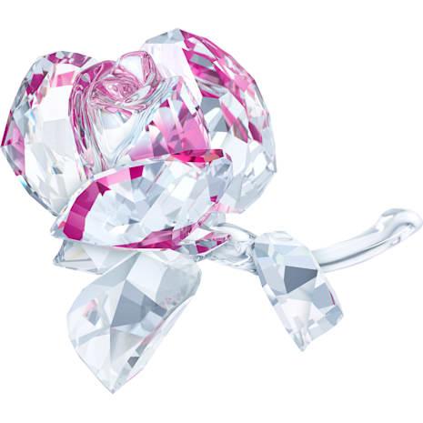 Blühende Rose - Swarovski, 5248878