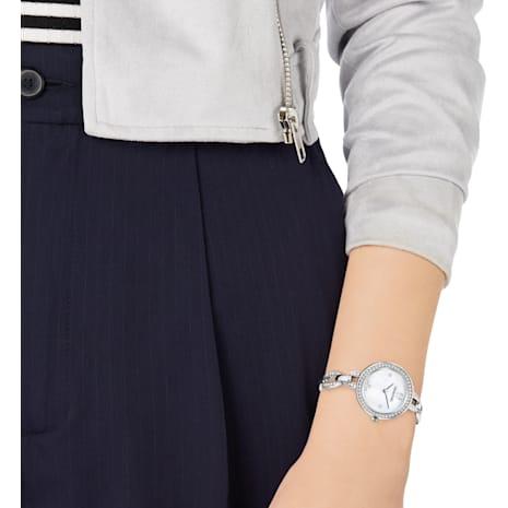 Montre Aila Mini, Bracelet en métal, acier inoxydable - Swarovski, 5253332