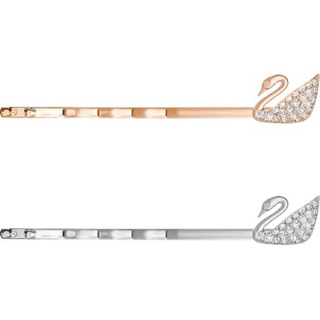 Iconic Swan 發卡套裝 - Swarovski, 5254497