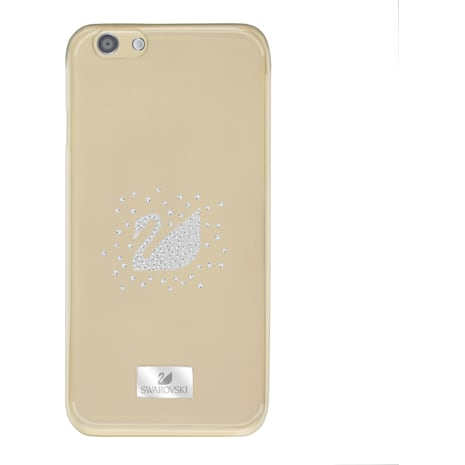 Swan Silvery Smartphone Case, iPhone® 6 Plus / 6s Plus - Swarovski, 5259734