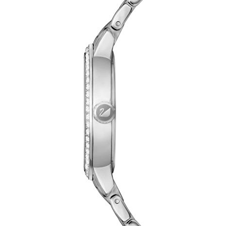 Graceful Saat, Metal bileklik, Paslanmaz çelik - Swarovski, 5261499