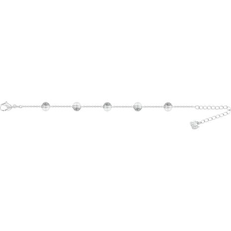 Giulia Bracelet, Black - Swarovski, 5266061