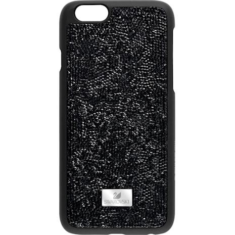 Glam Rock Black Funda para smartphone con protección rígida, iPhone® 6 - Swarovski, 5268109