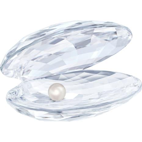 Muschel mit Perle, groß - Swarovski, 5285131