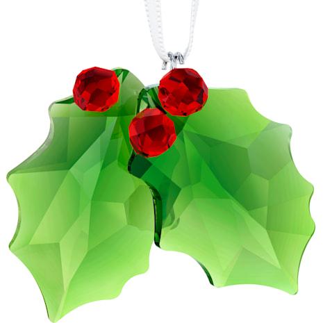 聖誕葉掛飾 - Swarovski, 5286155