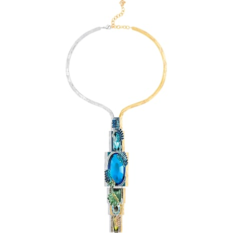 Homeric Necklace, Multi-colored, Mixed Plating - Swarovski, 5290480
