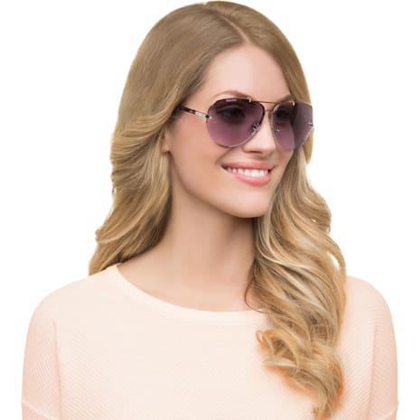 Swarovski Sonnenbrille, SK0134 28Z, Purple - Swarovski, 5294038