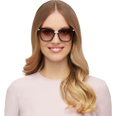 Swarovski Sunglasses, SK0152 48G, Brown - Swarovski, 5370725