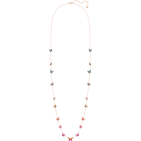 Lilia Strandage, Multi-colored, Rose-gold tone plated - Swarovski, 5374335