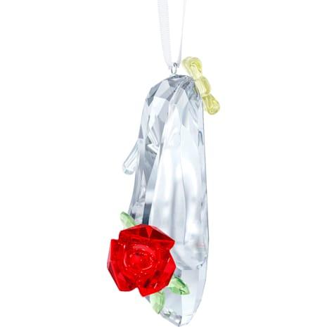 Belle Inspired Shoe Ornament - Swarovski, 5384696