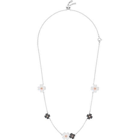 Gargantilla Latisha, multicolor, Combinación de acabados metálicos - Swarovski, 5389491