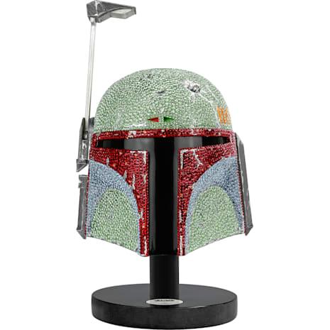 Star Wars – Casco di Boba Fett, Edizione Limitata - Swarovski, 5396304