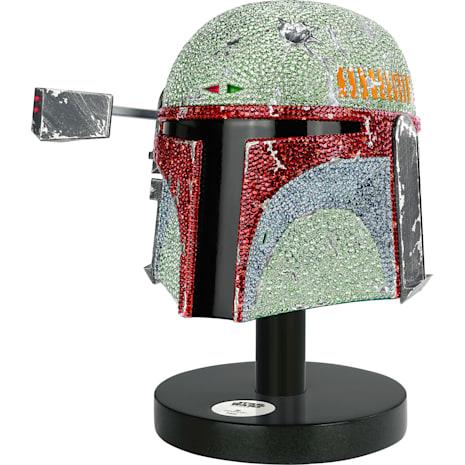 Star Wars – Casco Boba Fett, Edición Limitada - Swarovski, 5396304