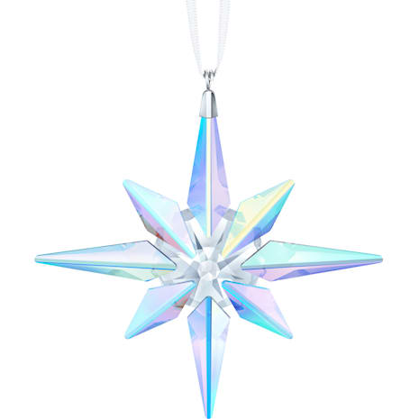 星星掛飾, Crystal AB - Swarovski, 5403200