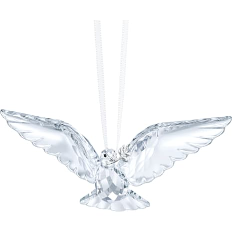 和平鴿掛飾 - Swarovski, 5403313