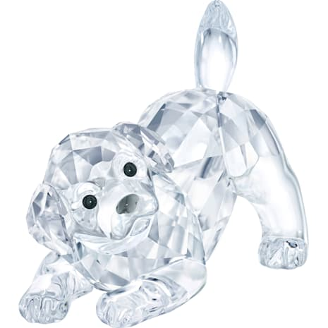 Cachorro Labrador, jugando - Swarovski, 5408608
