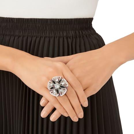 Magician Cocktail Ring, mehrfarbig, Metallmix - Swarovski, 5410989