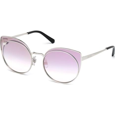 Swarovski Sunglasses, SK0173 - 16C, Gray - Swarovski, 5411619